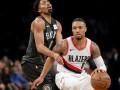 НБА: Портленд на выезде одолел Бруклин, Клевленд переиграл Шарлотт