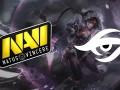 Na'Vi - Team Secret: Видео-трансляция матча по Dota 2