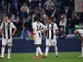 Игроки Ювентуса проигнорировали журналистов после поражения от Аякса