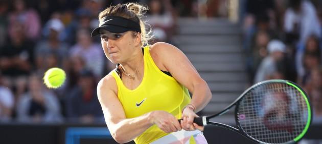 Свитолина с победы стартовала на Australian Open