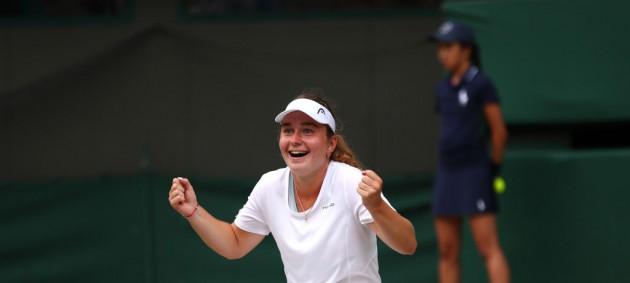 Снигур вышла в четвертьфинал турнира серии ITF в Дубае