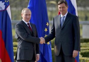 Путин пообещал Словении футбольный реванш