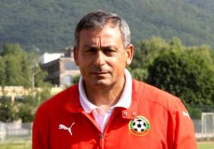 Тренер сборной Болгарии в матче с Украиной будет обкатывать молодежь