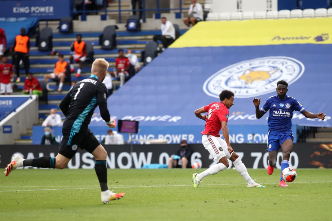 Лестер - Манчестер Юнайтед: видео голов и обзор матча
