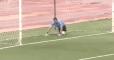 Вратарь-неудачник помог забить гол в свои ворота