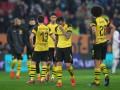 Боруссия Д неожиданно уступила Аугсбургу, сохранив интригу в чемпионате