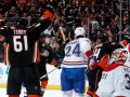НХЛ: Виннипег разгромил Каролину со счетом 8:1, Монреаль крупно уступил Анахайму