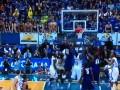 А мяч против. Американскому баскетболисту не удался эффектный слем-данк