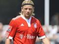 Тимощук: В Баварии меня не устраивает количество игрового времени