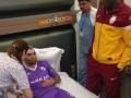 Дрогба навестил в больнице свою жертву (ФОТО)