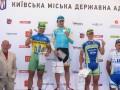 Чемпионат Украины по велоспорту на шоссе выиграл итальянец Бенфатто