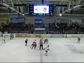 Игроки Беркута и Гайдамаков устроили побоище на льду