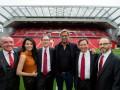 Стадион Ливерпуля увеличился на 8 тысяч мест