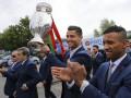 Президент Португалии наградит игроков национальной команды орденом