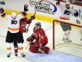 NHL: Philadelphia Flyers разгромили Washington Capitals