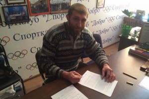 Cтало известно, с кем украинский боец Побережец проведет свой первый бой в UFC