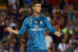Апелляция Реала по поводу дисквалификации Роналду отклонена