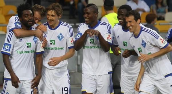 Празднование первого гола Аруны не понравилось фанатам Днепра