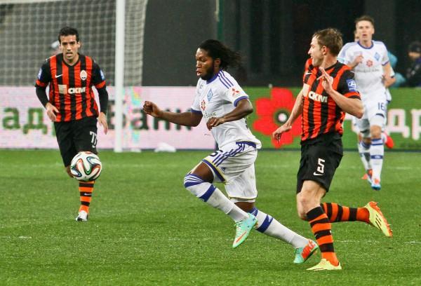Гецко ожидал увидеть другое Динамо в матче с Шахтером