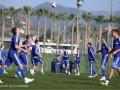 Футбол под пальмами: Как Динамо на втором тренировочном сборе работает (ФОТО)