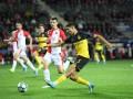 Лига чемпионов: Боруссия Д обыграла Славию, Генк и Наполи разошлись миром