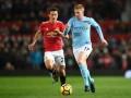 МЮ хочет выиграть ЛЧ и не против чемпионства Манчестер Сити в Англии