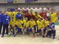 Украинская сборная по гандболу не сумела отобраться на Евро-2018