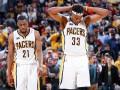 НБА: Кливленд выиграл серию в противостоянии с Индианой, Оклахома в шаге от вылета
