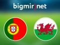 Португалия - Уэльс 2:0 Трансляция матча 1/2 финала Евро-2016
