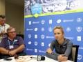 Свитолина: У меня есть предложение устроить в Украине большой турнир