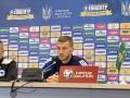 Джеко: Украинская сборная - весьма крепкая команда