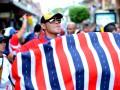 Фанаты Коста-Рики устроили праздник даже после поражения команды