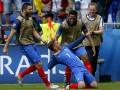 Франция добывает волевую победу над Ирландией