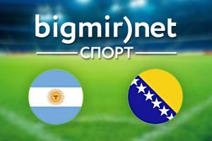 Аргентина – Босния и Герцеговина: Где смотреть матч Чемпионата мира по футболу 2014