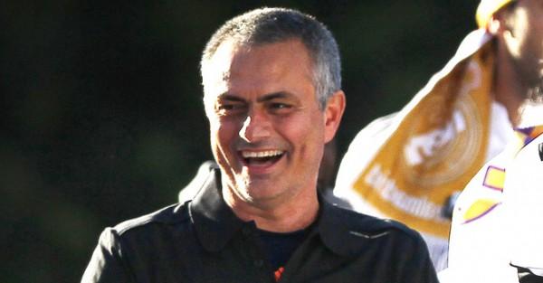 Жозе Моуринью покидает Реал