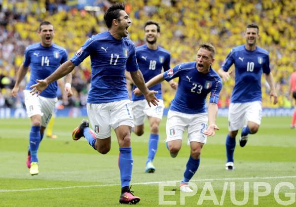 Прогноз на матч Италия - Ирландия от букмекеров