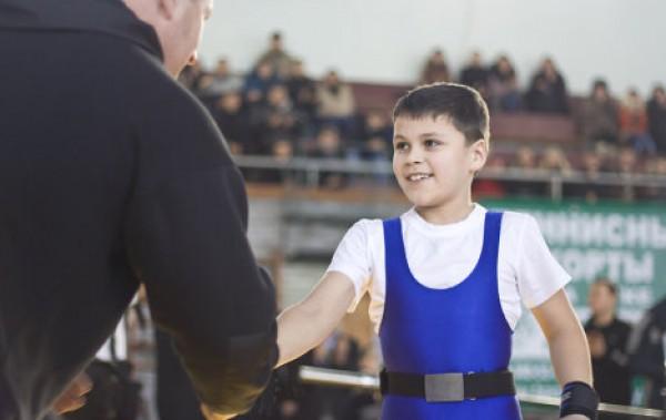 Егор Леоненко стал самым сильным мальчиком в мире