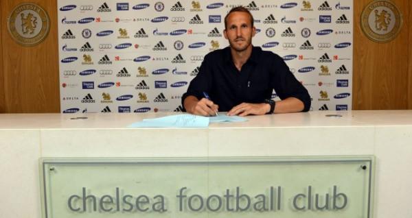 40-летний вратарь подписывает контракт с Челси