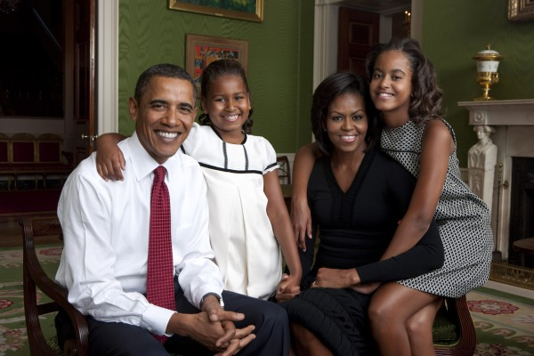 В семье Обамы любят Лионеля Месси