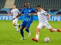 Динамо вырвало победу над Гентом в Лиге чемпионов