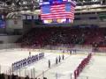 Россияне опозорились с гимном США на ЧМ по хоккею