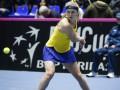 Свитолина добыла волевую победу на Кубке Федерации
