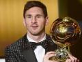 Месси: Четвертый Золотой мяч - это просто невероятно