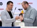 Фьюри: Перед боем с Кличко сбросил 50 кг