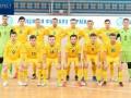 Сборная Украины обыграла Данию в квалификации Евро-2022 по футзалу