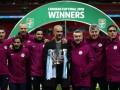 Гвардиола завоевал свой первый трофей в Англии