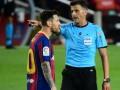 Арбитр матча Реал - Барселона