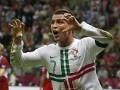 Роналдо решает. Португалия побеждает Чехию