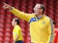 Тренер сборной Украины (U-20): В решающий момент ребята не справились с волнением