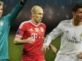 Без Месси: Названа тройка претендентов на звание лучшего футболиста Европы